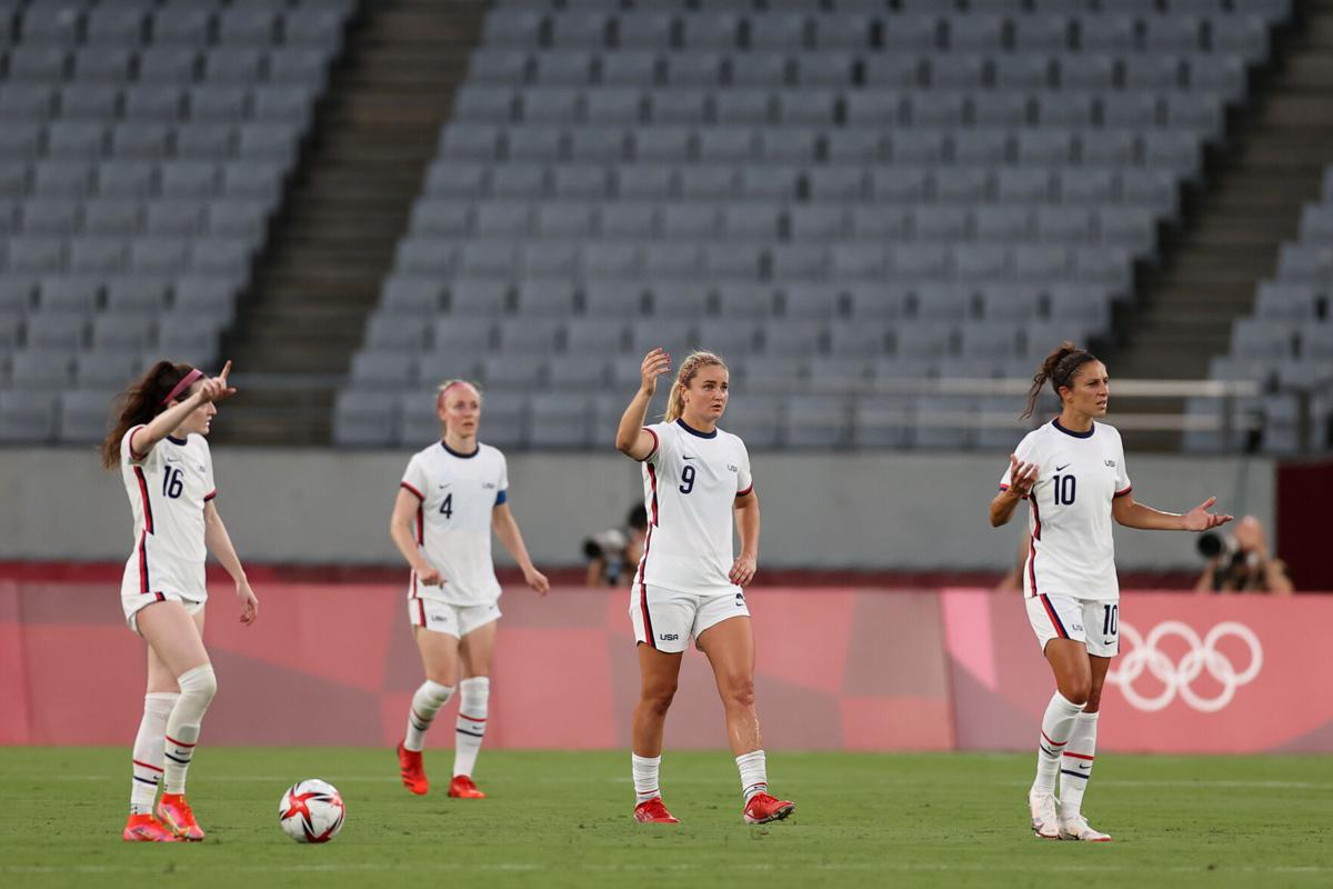 US Women's National Team hammered by Sweden in opening Tokyo 2020 match