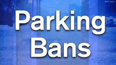Parking Bans generic new look 2019