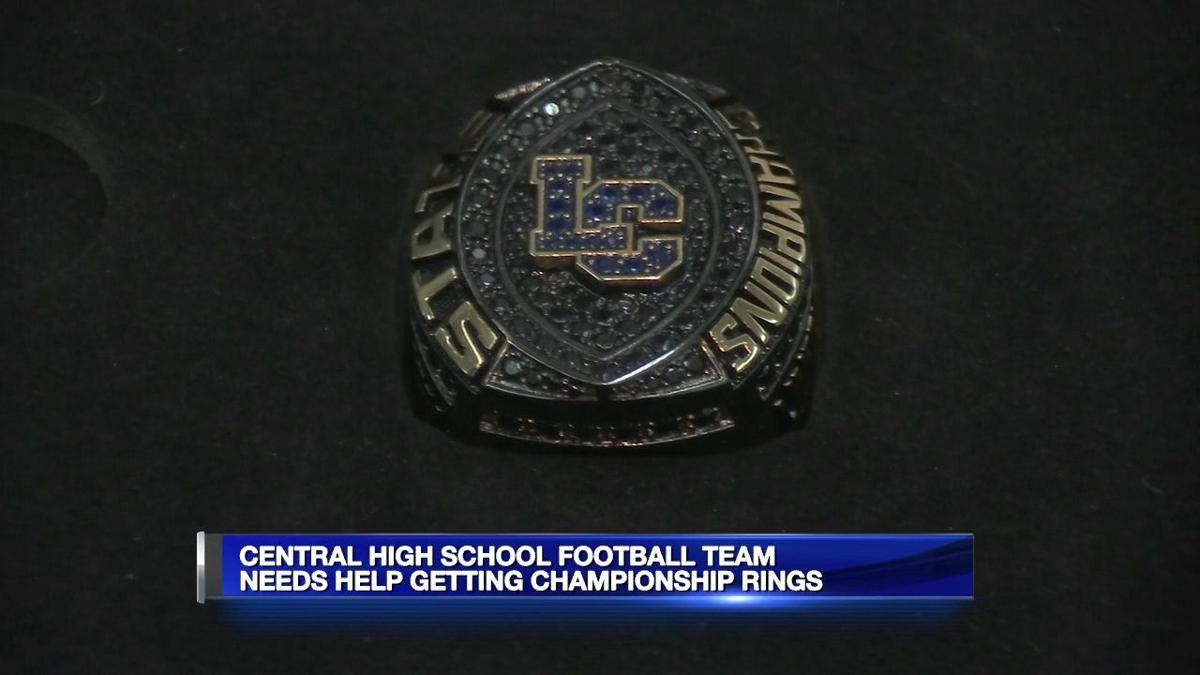 Springfield Central football needs help getting championship rings