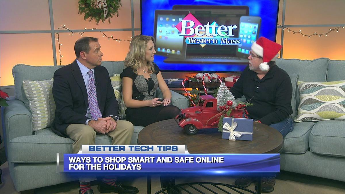 Tech Tips for safe holiday shopping