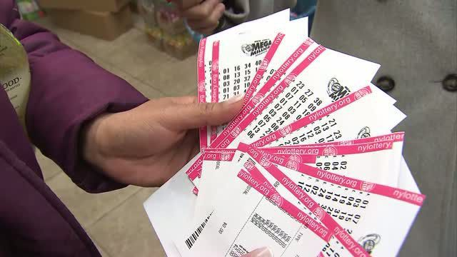 Next Mega Millions drawing offers a jackpot of $1.6 billion.