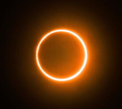 A 'ring of fire' solar eclipse will light up the sky this Thursday