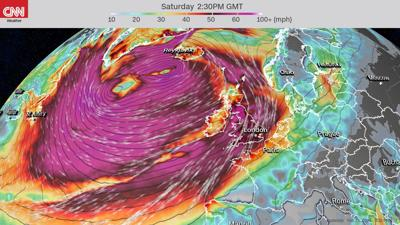 Storm Dennis will be a menace for the UK