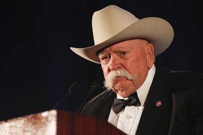 Wilford Brimley at the 50th Anniversary Stuntsmen Gala