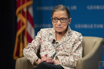 Ruth Bader Ginsburg discharged from the hospital and doing well