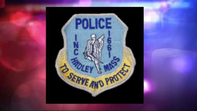 Hadley police badge and lights generic