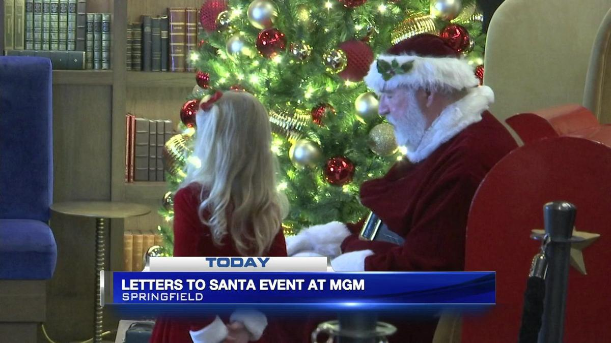 Salon holds doantion event at MGM Springfield to benefit local organizations