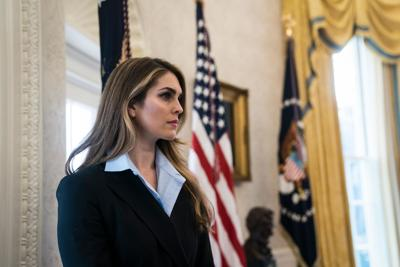 Hope Hicks expected to return to White House