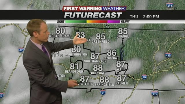 Storms exiting western Mass; more ahead for Saturday