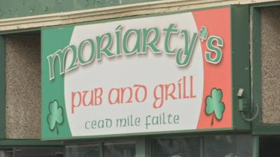 Springfield officials suspend liquor license for Moriarty's Pub following May shooting.