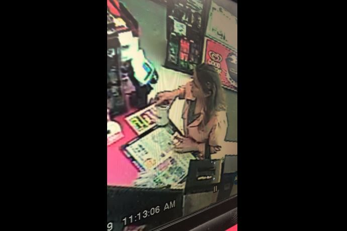 Ware jar theft suspect 061319