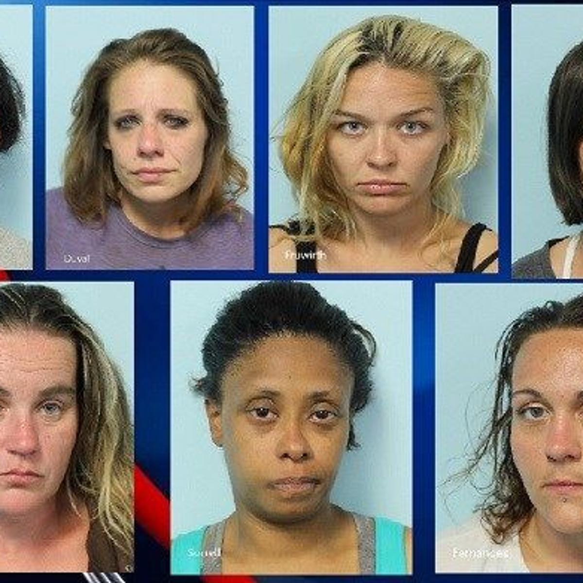 Springfield Ma Escorts >> Pd Seven Women Arrested For Prostitution In Springfield