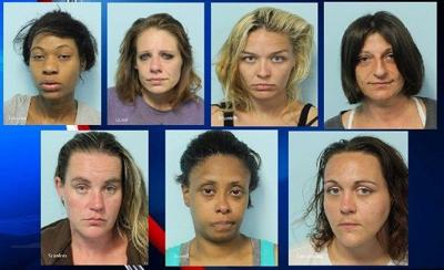 Springfield Ma Escorts >> Pd Seven Women Arrested For Prostitution In Springfield News