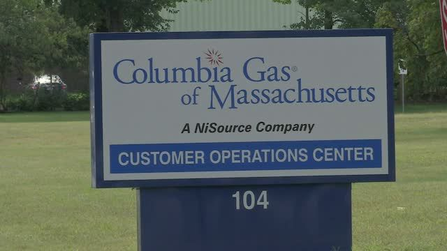 Columbia Gas withdrawing pending rate increase