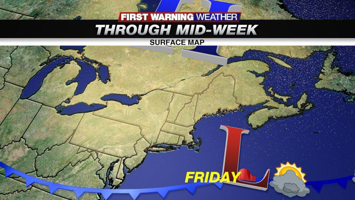 Refreshing change but heat returns by Labor Day