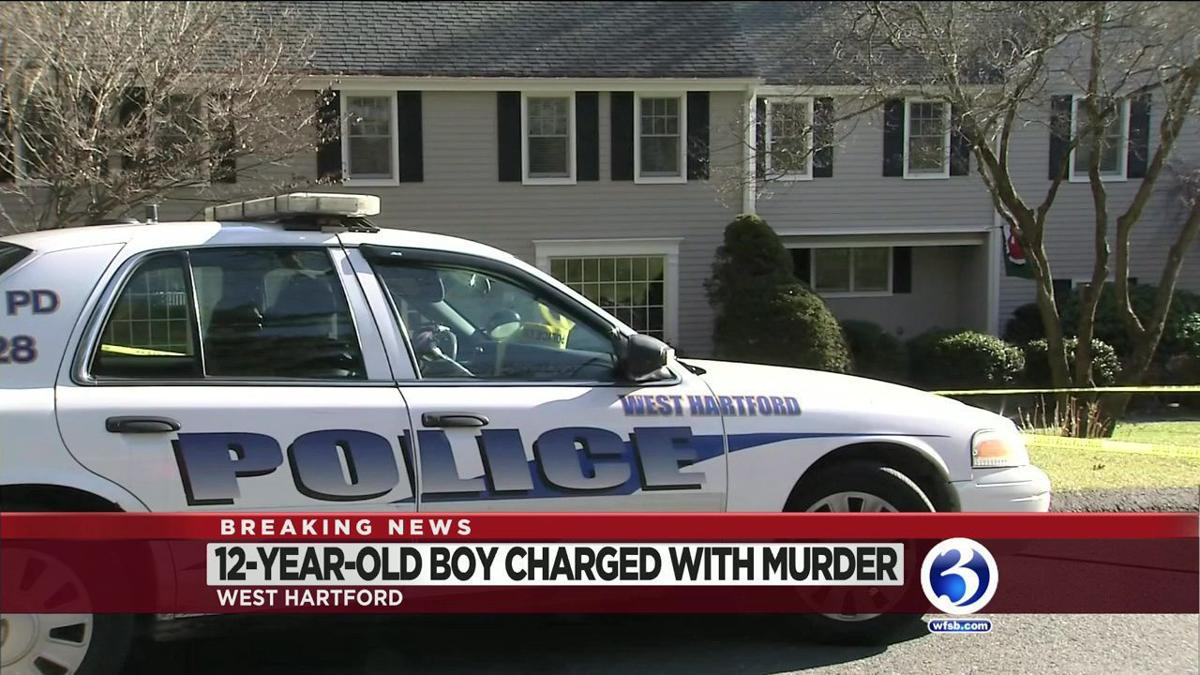 Video: Police charge 12-year-old boy in sister's murder