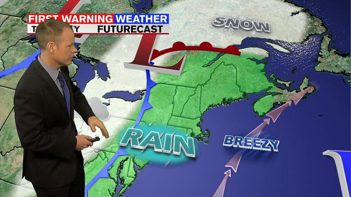 Dan's Wednesday Morning Forecast