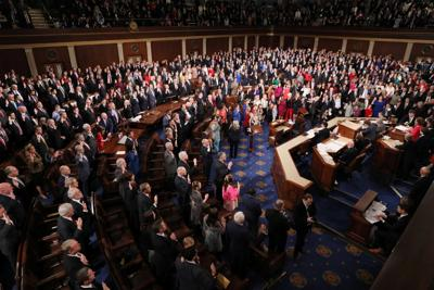 Historic new Congress arrives on Capitol Hill