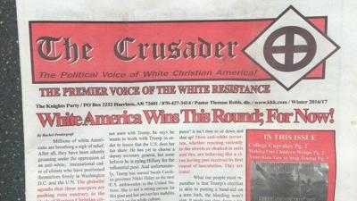 Number of hate groups down, but social media increases visibility