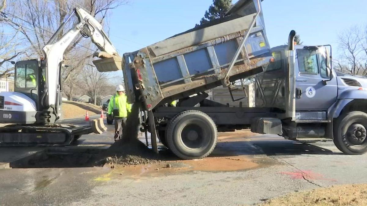 Ludlow residents frustrated over recurring water main breaks
