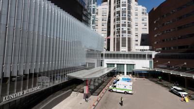 More than 100 employees at 3 Boston hospitals have tested positive for coronavirus