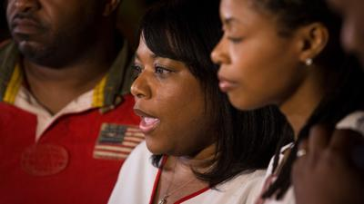 Sister of Black woman killed by US Capitol police angered by response to white rioters