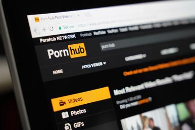 Pornhub sued for allegedly serving nonconsensual sex videos