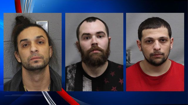 Three arrested, one sought in deadly opioid overdoses