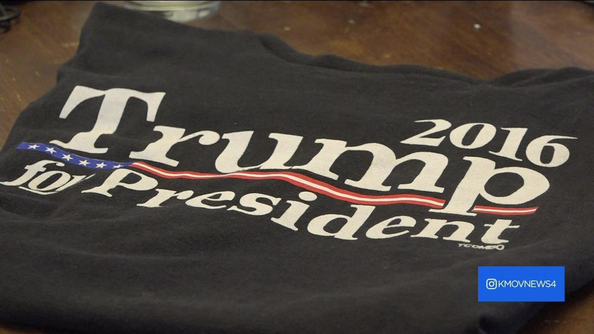 Man asked to leave local gym for wearing Trump shirt