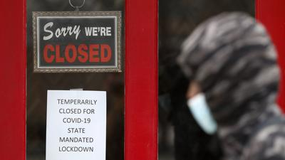 Unemployment rate spikes to 14.7%, highest since Great Depression