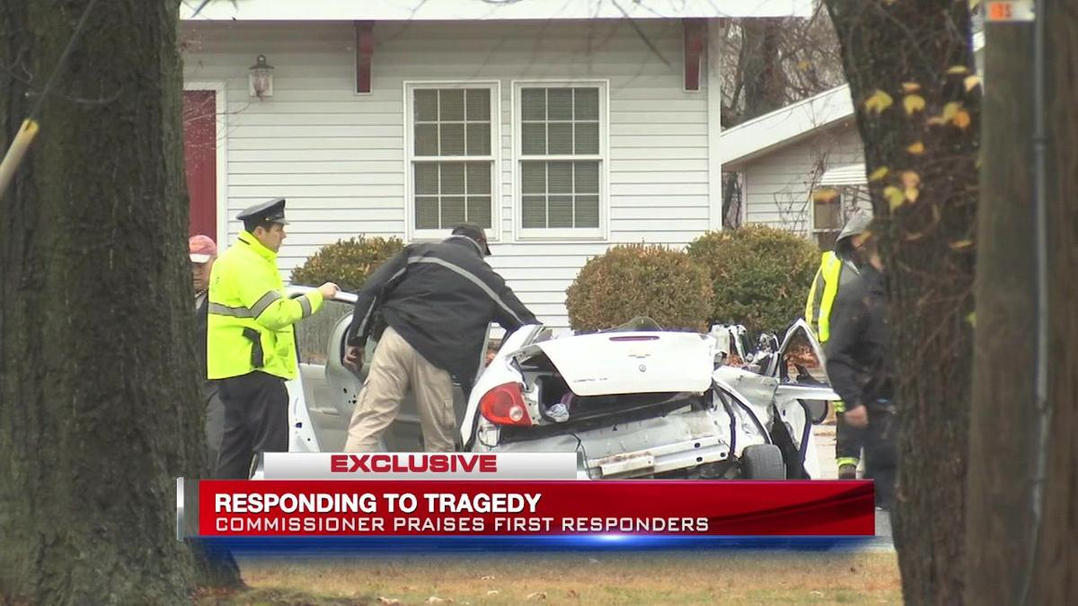 Investigation continues into crash that killed one adult, injured two kids in Springfield