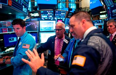 Dow rises nearly 400 points after US delays certain tariffs on tech
