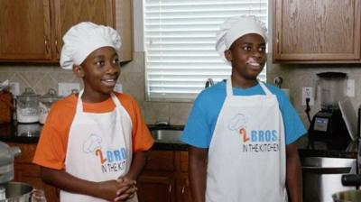 2 Texas brothers bake their way to a better community
