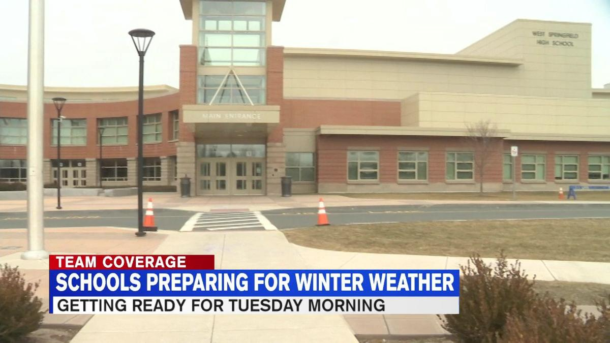 West Springfield schools ensure safe enviornment when students return Tuesday
