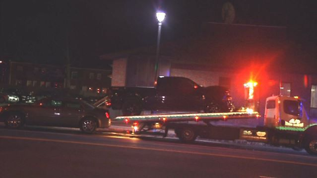Police pursuit in Springfield ends in crash, arrest made