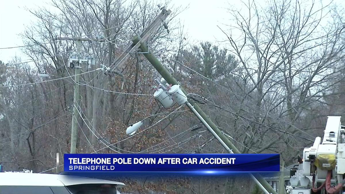 Part of Page Boulevard in Springfield closed following accident