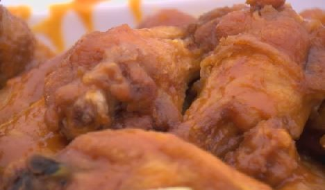 Wing orders piling up ahead of the big game
