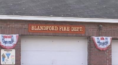 Blandford Fire Dept. generic 111618