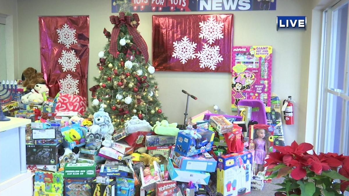 Toys For Tots campaign makes its way to MGM Springfield