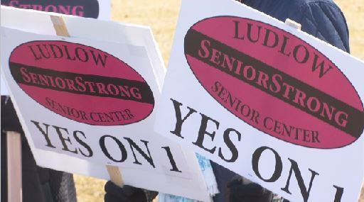 New senior center, elementary school approved by voters in Ludlow