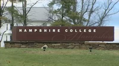 Hampshire College sign generic 011519
