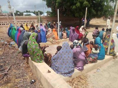 Around 100 kidnapped women and children rescued in Nigeria