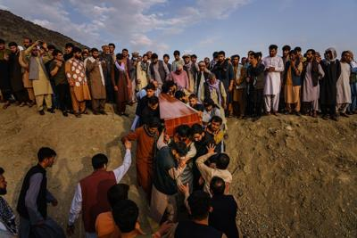 'We want justice,' say the family of 10 civilians killed in a US airstrike that officials now say was 'a mistake'