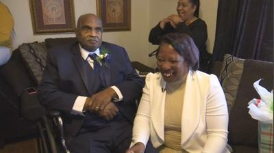 Mobile man, 87, granted dying wish to marry longtime girlfriend