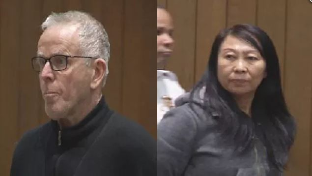 Two indicted on human trafficking, money laundering charges