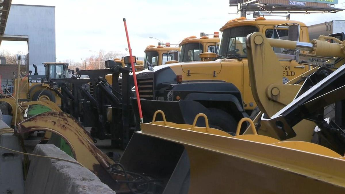 DPW crews gearing for season's first impactful snow storm