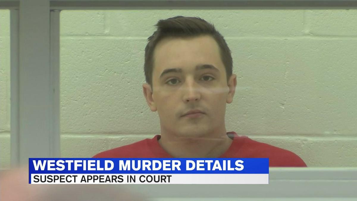 Suspect accused in Westfield murder appears in court