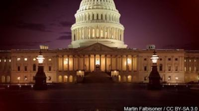 Record-breaking government shutdown affecting country's economics.