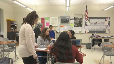 Easthampton students 'We The People' competition