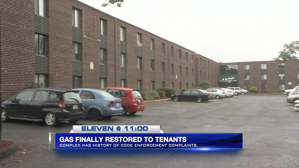 Springfield apartment complex has history of code enforcement complaints
